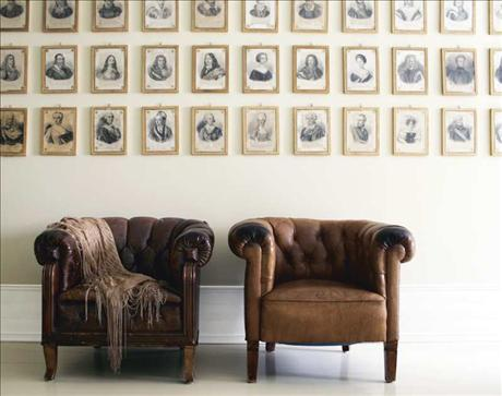 25-cool-ideas-to-display-family-photos-on-your-walls12