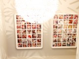 Fancy DIY Instagram Display (via daffodildesign)