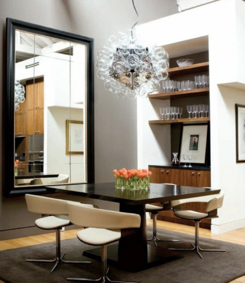 Large Niche Decorating Ideas: 25 Cool Ideas To Place Shelves In Niches