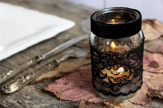 refined candle lanterns