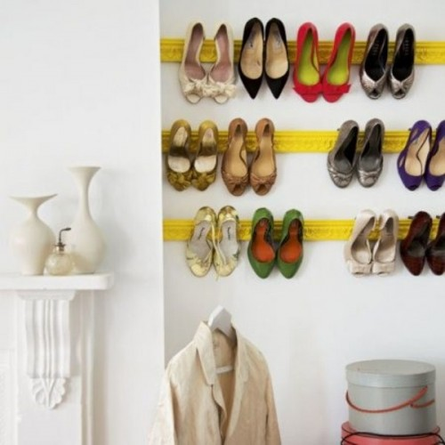 Cool Ideas For Storing Girls' Things
