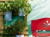 Pretty DIY Herb Garden