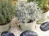 Easy To Make Stylish Herb Garden