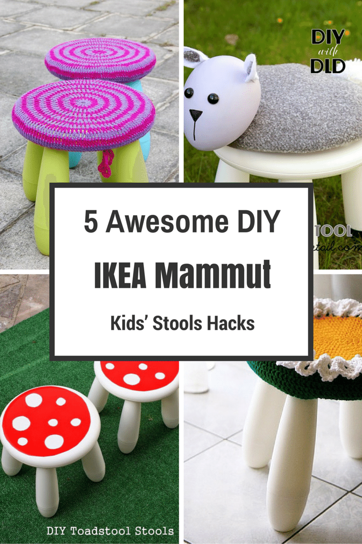 5 awesome ikea mammut ikds stools hacks cover