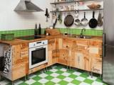 diy wine crates kitchen cupboard