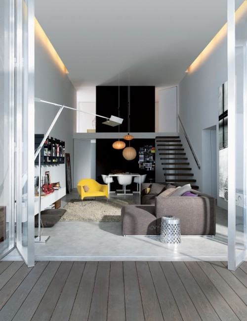 How To Design  Square Meter Apartment With Style Shelterness - House design 80 sqm