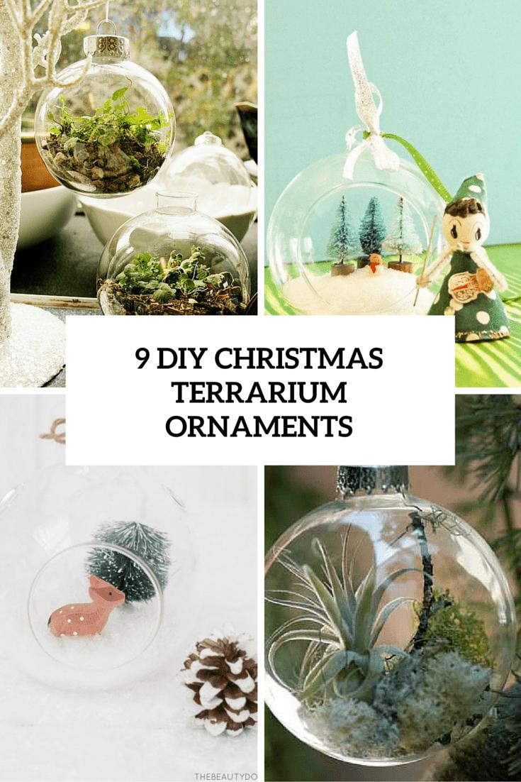 9 diy christmas terrarium ornaments cover