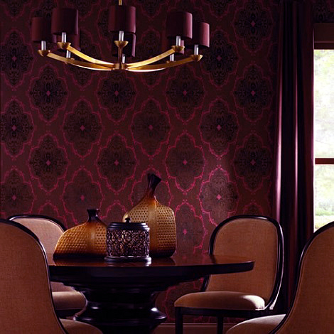 15 Burgundy Interior Designs