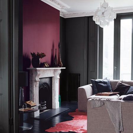 15 Burgundy Interior Designs Shelterness
