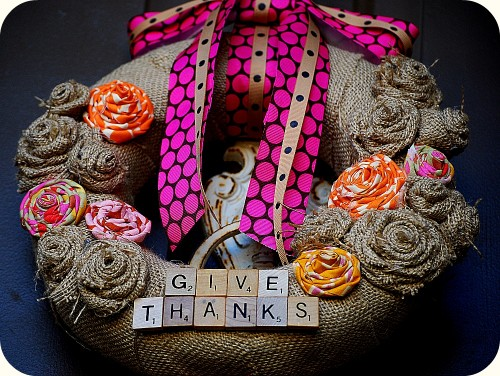 15 Ideas To Make Cool Thanksgiving Wreaths