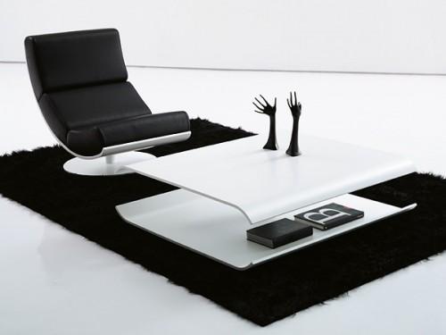 Elipse Coffee Table (via)