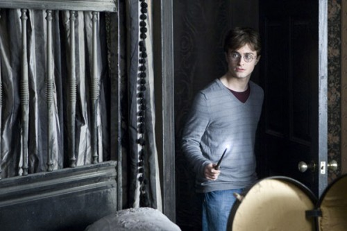 Harry Potter And The Deathly Hallows Interiors