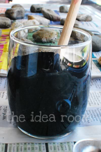 How To Make Chalkboard Paint By Yourself