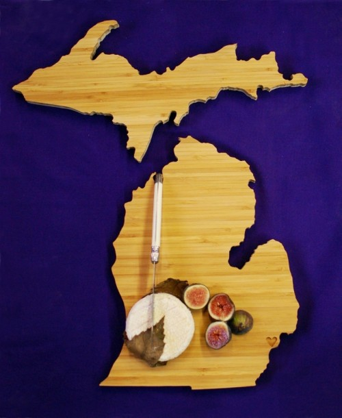 Michigan Plyboo Cutting Board