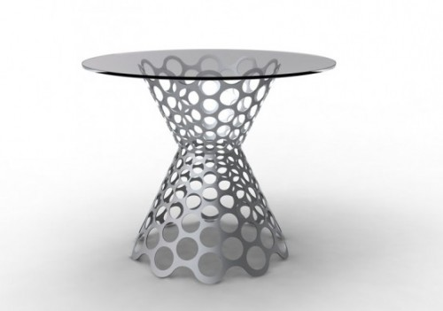 Peppered Coffee Table (via)