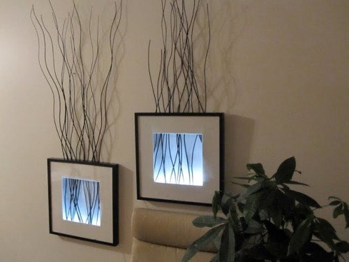 RIBBA FRAMES With Backlit
