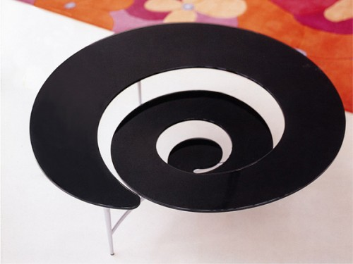Spiral Coffee Table (via)