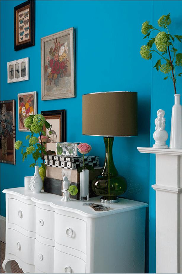 turquoise decorating ideas shelterness