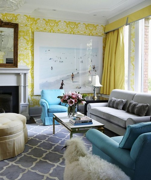 55 Cool Turquoise Decorating Ideas