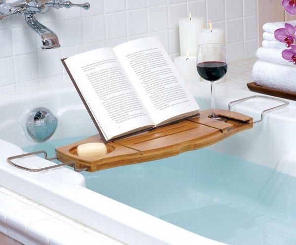 でゆったりと読書、お酒 ...