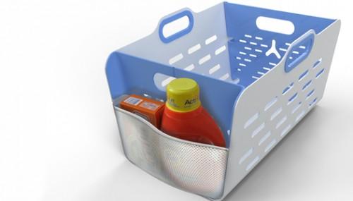 UnHampered Laundry Basket