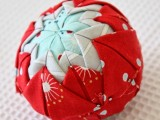 Adorable Diy Fabric Star Ornament
