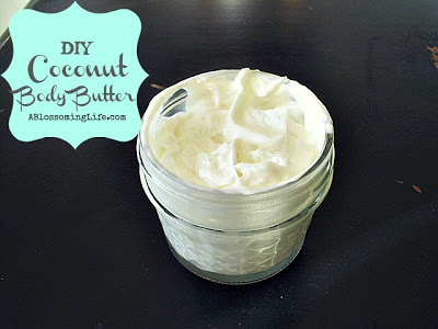 DIY coconut butter (via ablossominglife)