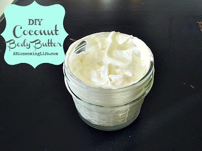 DIY coconut butter