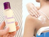 sunscreen with coconut oil and aloe vera gel