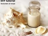 sunblock recipe