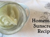sunscreen with almond oil