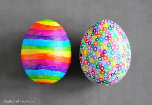 14 Alternative DIY Easter Egg Decor Ideas