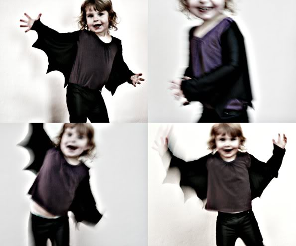bat wings for your kid
