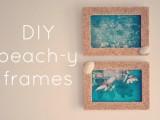 beachy photo frames