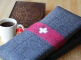 Swiss army wool blanket