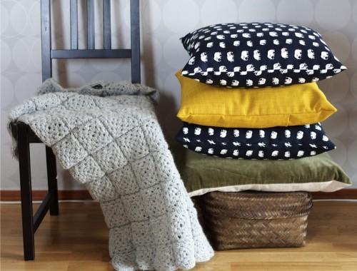 23 Amazing Comfy DIY Blankets