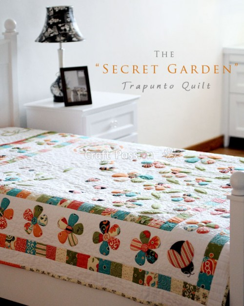 colorful garden quilt (via craftpassion)