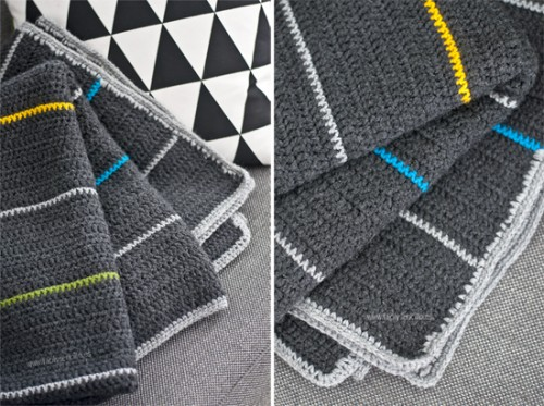 man crochet blanket (via facilysencillo)