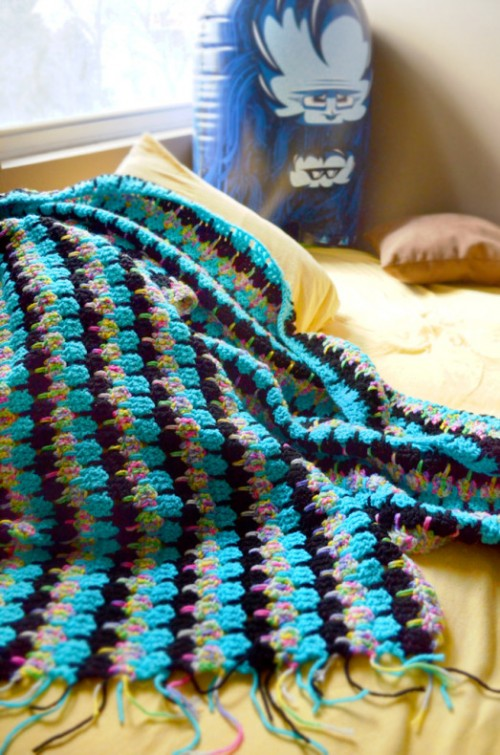 wet blanket (via crochet-hooker)