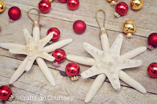 10 Amazing DIY Coastal Christmas Crafts