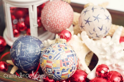 nautical ornaments (via craftsbycourtney)