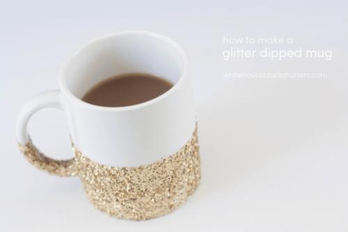 glitter mugs (via whitehouseblackshutters)