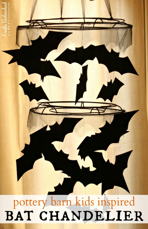 Halloween chandelier (via craftsunleashed)