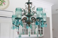Diy Crystal Chandeliers | Shelterness