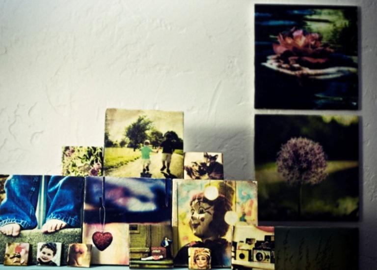 Amazing Diy Photo Tiles