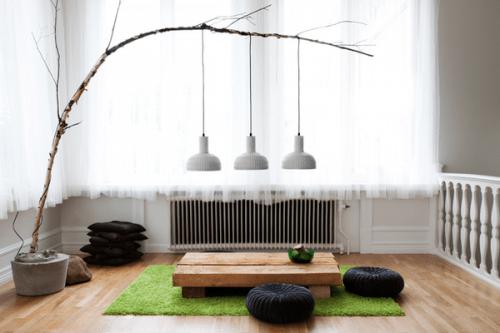 diy floor lamps archives - shelterness, Innenarchitektur ideen