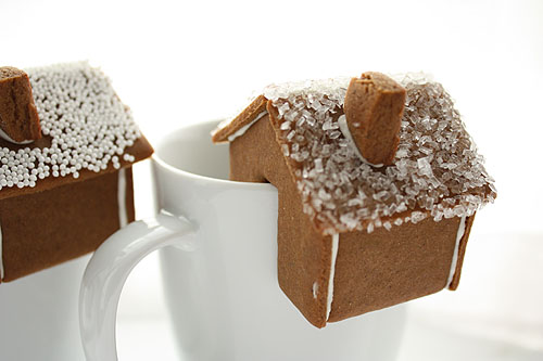 gingerbread teahouse