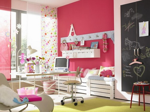 Amazing Girl Room Renovation