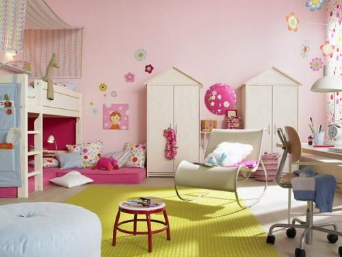 Girl's Room After Renovation