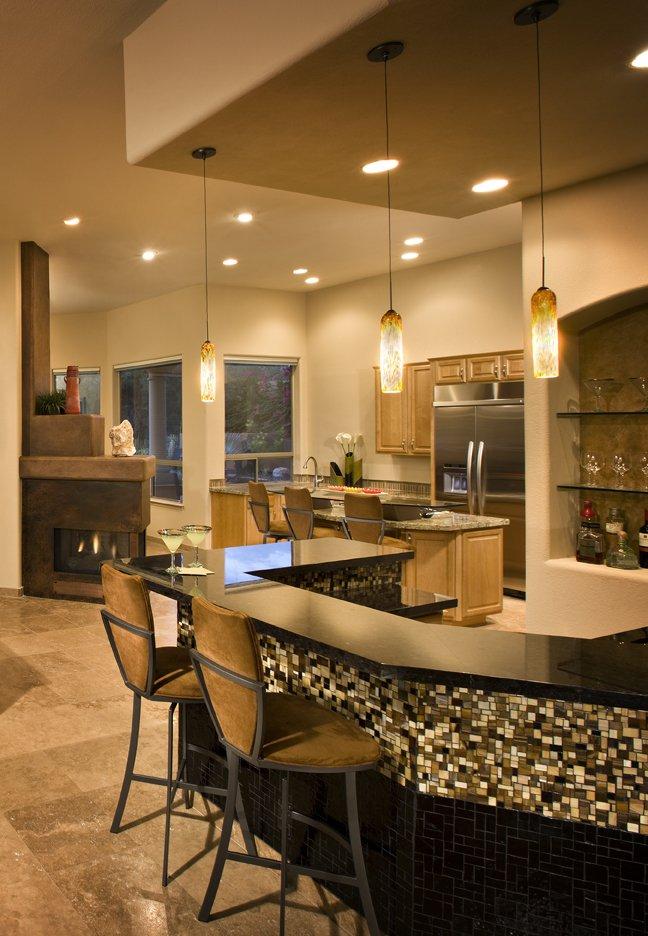 Amazing Home Bar Designs